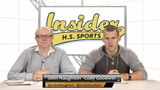 Sports reporters John Naughton and Cody Goodwin break down this week's high school football match ups across central Iowa and beyond.