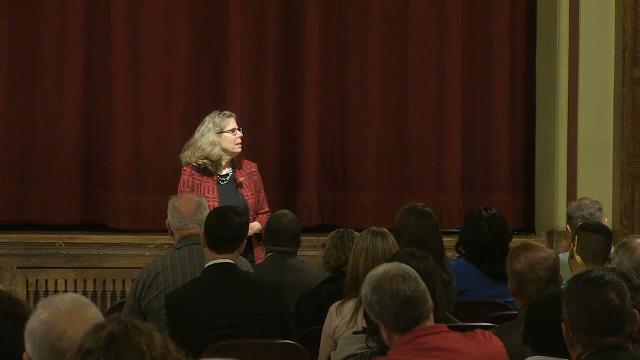 Wintersteen: Iowa State 'got behind' on issues of diversity