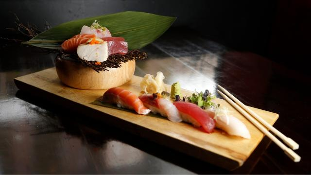 Get a taste of Wasabi Tao in downtown Des Moines.