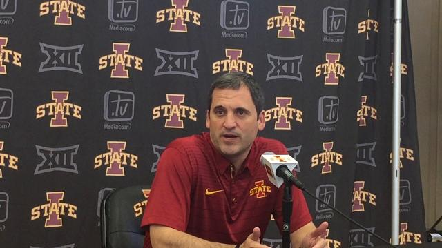 The Iowa State rookie is the program's top freshman recruit in the last decade.