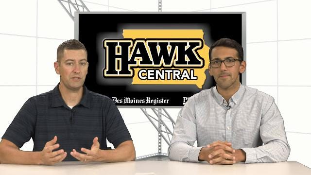 Sports writers Chad Leistikow and Chris Cuellar take a look at the new crop of Iowa basketball players, and weigh the Hawkeyes' chances against Northwestern.