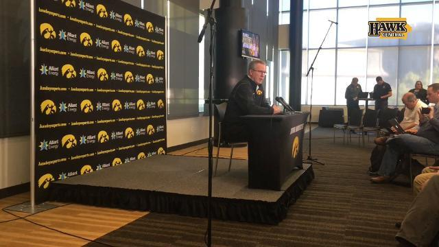 Fran McCaffery knows his point guard will get extra attention