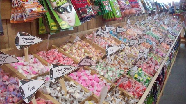 Sometimes, you just need something sweet. And Des Moines has plenty of candy and confection shops where you can satisfy your cravings for a little something on the sweet side. Take a look at this whimsical assortment of Des Moines 'sweeteries.'