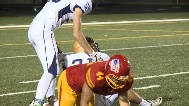WHO-HD: Carlisle 50, Norwalk 21