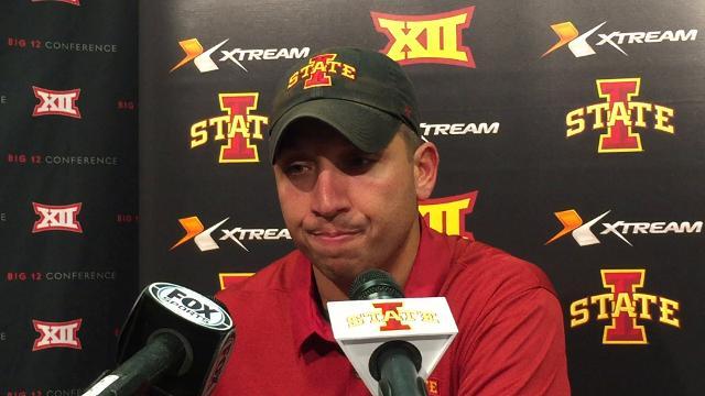 The Cyclones' head coach breaks it all down.