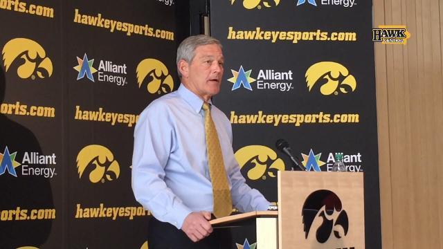 Kirk Ferentz talks Ohio State challenge
