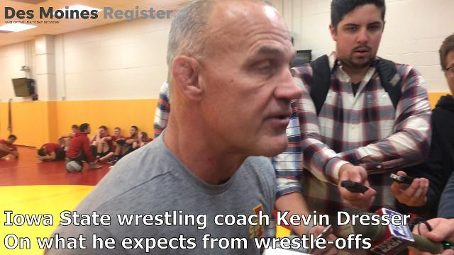 Kevin Dresser on what he hopes to see from Cyclone Open