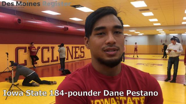 Dane Pestano likes all of ISU's young talent