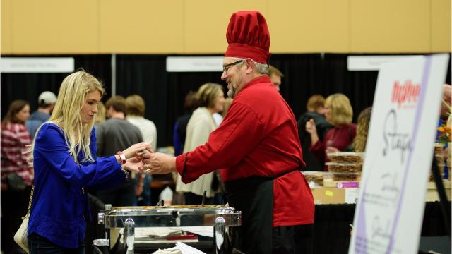This weekend is the 10th annual Iowa's Premier Beer, Wine and Food Expo at Iowa Events Center. It's your opportunity to taste your way around and become familiar with local food, wine and beer from all over central Iowa. Listen to live music, watch an interactive cooking show and take some goodies home.