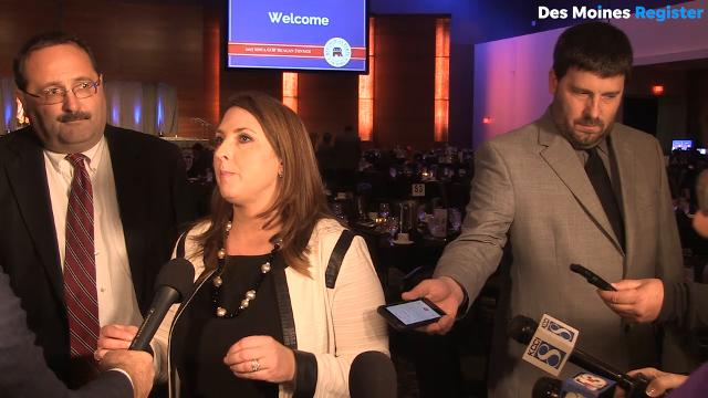 RNC chairwoman Ronna Romney McDaniel explains why the Republican party isn't worried about two Democratic governors winning seats in the recent elections.