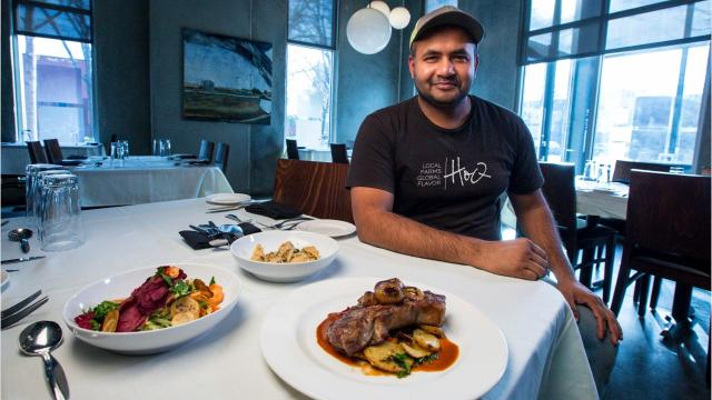 Five years ago, this chef opened his doors to the public, offering locally sourced ingredients with a world fusion flair. People thought he was crazy for opening a farm-to-table restaurant in Iowa in November, but he made it work. Discover how this Des Moines chef transforms ingredients from within a 30-mile radius into works of culinary art.