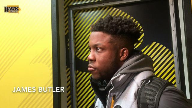 James Butler talks moving on from Purdue loss