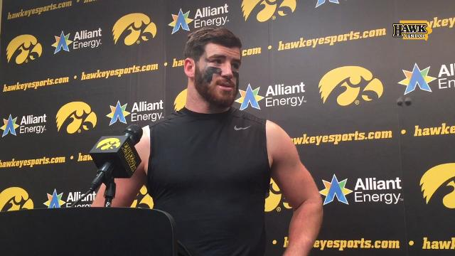 Josey Jewell: 'Do you want to go to Detroit?'