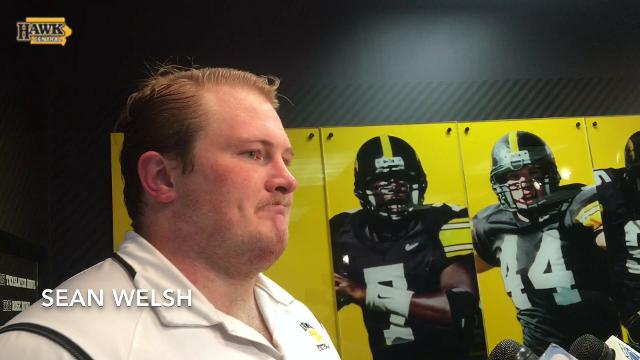 Sean Welsh on Iowa's recent rough patch