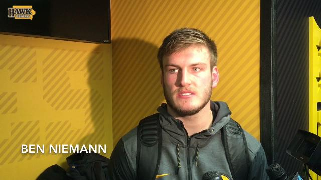 Ben Niemann says loss to Purdue is on everyone.