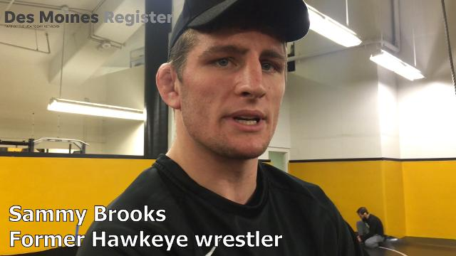 The former Hawkeye wrestler discusses his transition to freestyle.