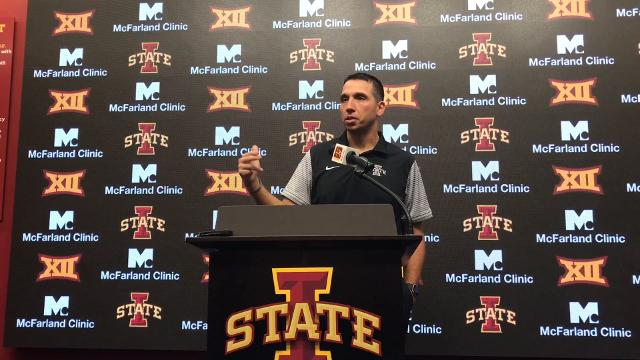 Matt Campbell raves about Kansas State