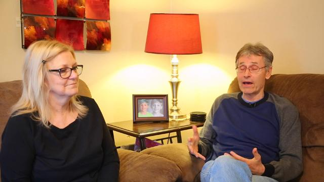 Shirley Evans lost five family members in a car accident in 1976. Forty-one years later, she sought out Rick Fredericksen, the journalist who reported her family's story.