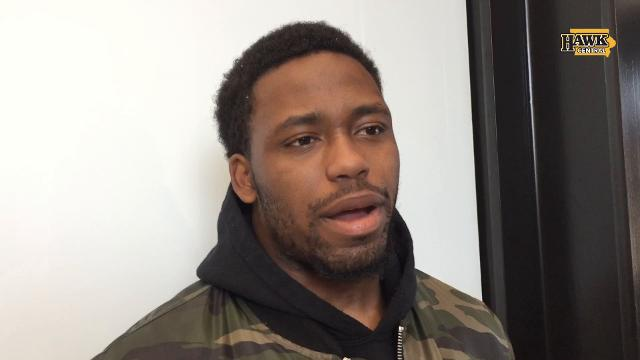 Iowa RB Akrum Wadley says this Hawkeye team wants to be remembered as one that finished.