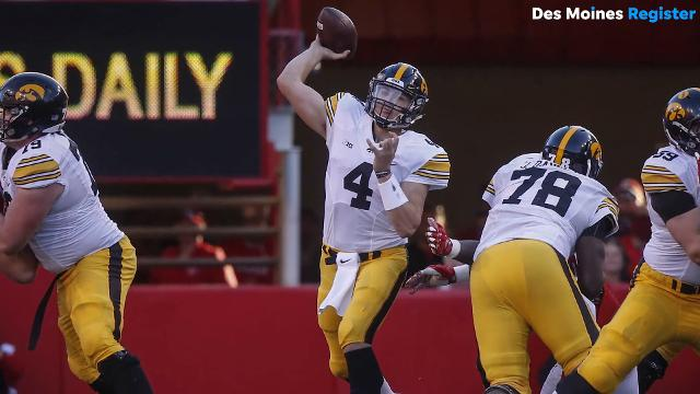 Iowa Hawkeyes sports reporters Chad Leistikow and Mark Emmert break down the Hawkeyes' 56-14 win over Nebraska from Lincoln.