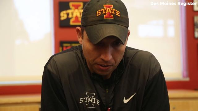Coach Campbell talks about Iowa State and Memphis who will face each other in Liberty Bowl