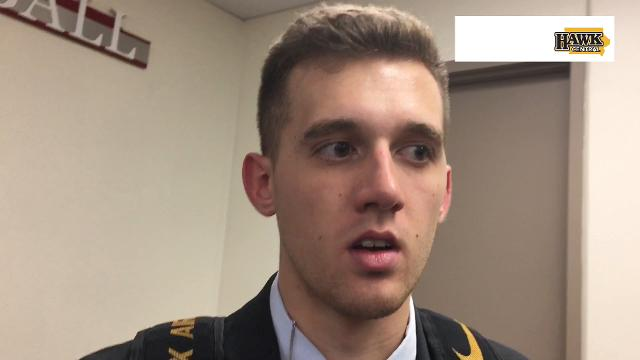 Jordan Bohannon says he deserved to get benched