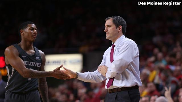 The Des Moines Register's Randy Peterson breaks down Iowa State men's basketball 90-84 win against Northern Illinois on Monday, Dec. 4, 2017.