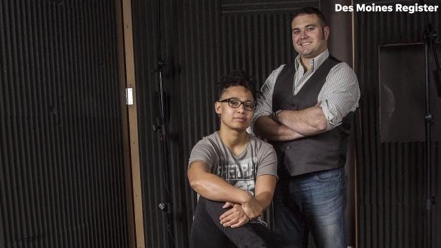 Record label owners ready to share passion for business and music with Des Moines