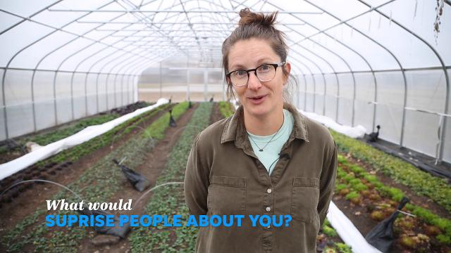 5 questions with urban gardener Jenny Quiner