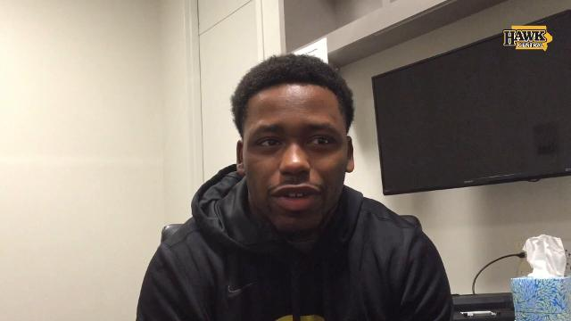 The Iowa running back decided to return to school for his fifth year and topped 1,000 yards.