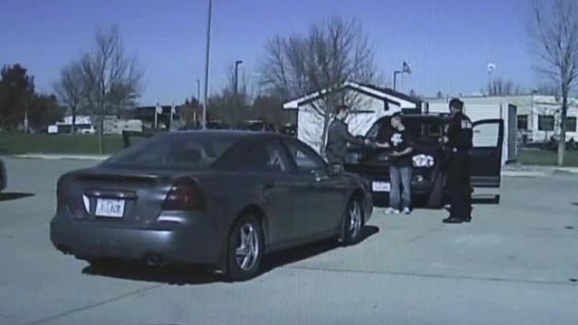 Dashcam footage shows unlawful search by Ankeny police