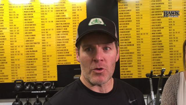 Iowa coach Tom Brands dissects the decision to let Lee wrestle as a true freshman.