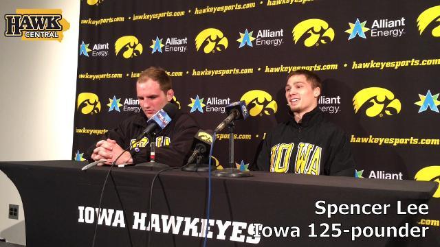The Iowa freshman recaps his debut on Friday.