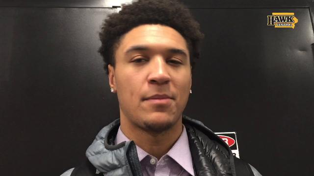 Cordell Pemsl on Maryland's 'dirty' play