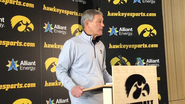 Defense and special teams are among the focal points as Ferentz enters his 20th season at Iowa.
