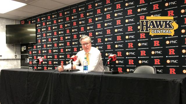 Fran McCaffery has thoughts on Iowa's turnovers