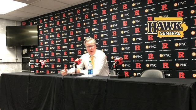 Fran McCaffery has thoughts on Iowa's turnovers