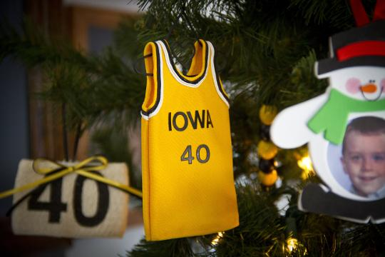 From 2013: Twenty years after the tragic death of Chris Street, the Register talks to his parents about the former Iowa Hawkeyes basketball star's life and his legacy.