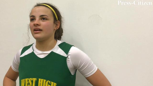 Iowa City West standout and Creighton signee Rachael Saunders details the struggle of ACL rehab.