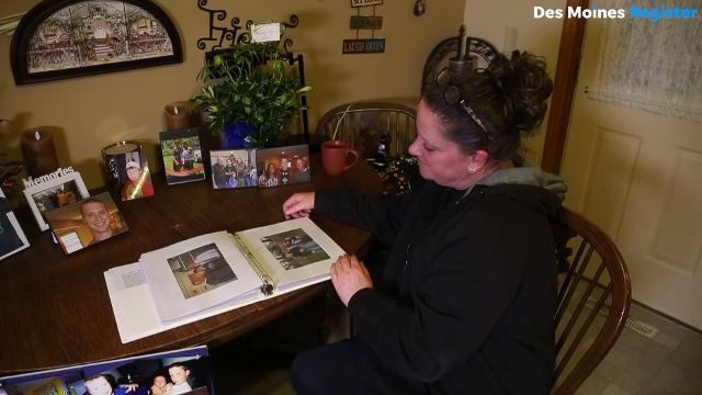 Lost boys of Heroin: Des Moines mother says enough is enough