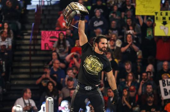 WWE superstar Seth Rollins lives in his hometown of Davenport, Iowa to help keep himself grounded.