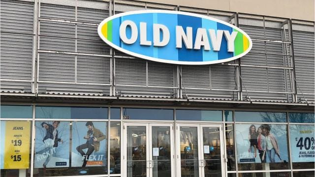 A post on Facebook alleges that a central Iowa man was racially profiled while shopping Tuesday at an Old Navy at Jordan Creek Town Center by the clothing store's employees.
