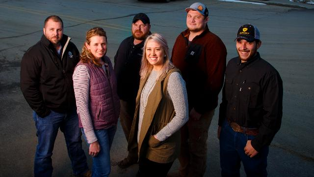 Young Iowans finding business success in rural town