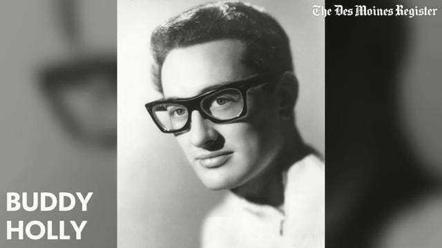"Sevan Garabedian from Montreal, Canada, has spent the last decade tracking down fans who attended iconic rocker Buddy Holly's final ""Winter Dance Party"" tour in 1959 in cities around the Midwest. Holly and other stars died in a plane crash on Feb. 3, 1959, north of Clear Lake, Iowa."