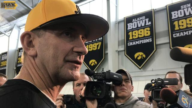 Hawkeyes coach Rick Heller breaks down Iowa's schedule and chance at another regional appearance.