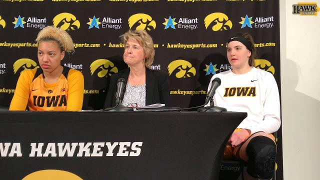 Hawkeyes hang on after Penn State's big rally.