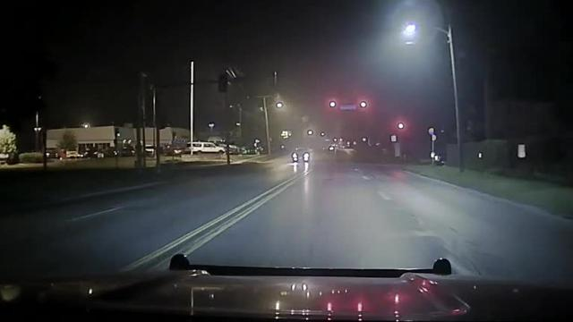 Video shows critical moments in officer-involved shooting