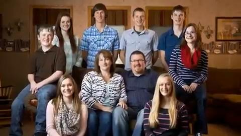The McCaughey septuplets of Carlisle, Iowa, talk about turning 16 and growing up with 6 siblings the same age.