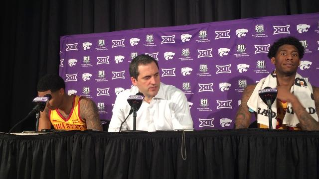 Iowa State coach Steve Prohm: 'I have not done a good job of building this team.'