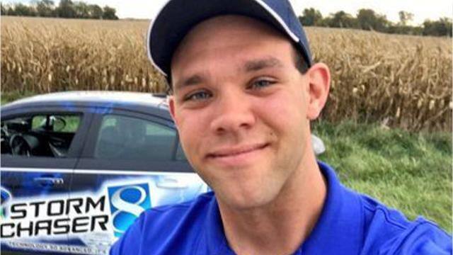 Meteorologist Frank Scaglione is no longer employed at KCCI-TV, an executive at the station said Sunday. Scaglione is being accused of using social media to pursue sexual relationships with boys under 18.
